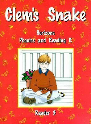 Horizons Phonics & Reading (Horizons Phonics & Reading Kindergarten)  Horizons
