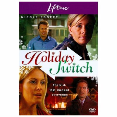 Holiday Switch, Bret Anthony, Nicole Eggert