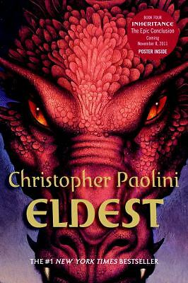 Eldest (Inheritance Cycle, Book 2), Christopher Paolini