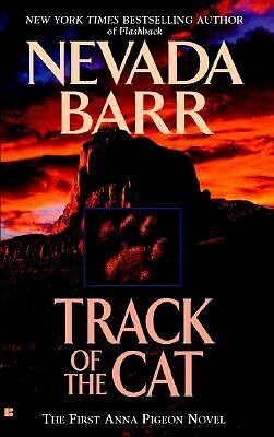 Track of the Cat (An Anna Pigeon Novel) by Barr, Nevada
