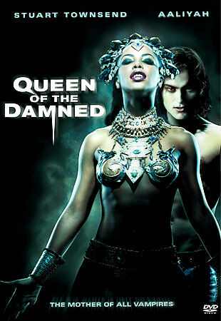 Queen of the Damned, Stuart Townsend, Aaliyah, Marguerite Moreau, Vincent Perez