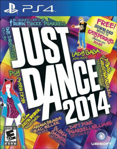 Just Dance 2014 - PlayStation 4 by