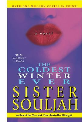 The Coldest Winter Ever, Souljah, Sister, Good Condition, Book