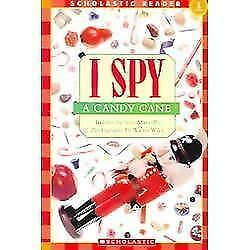 I Spy a Candy Cane (Scholastic Reader, Level 1) by Marzollo, Jean
