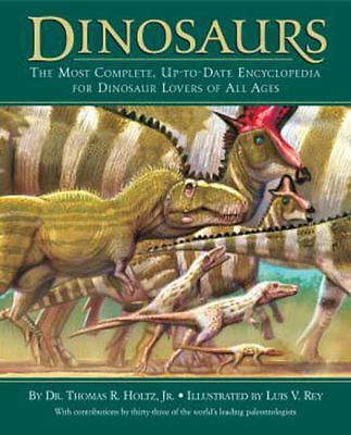Dinosaurs: The Most Complete, Up-to-Date Encyclopedia for Dinosaur Lovers of Al