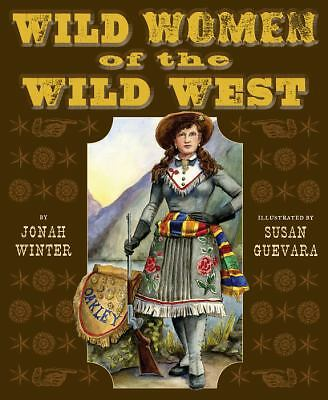 Wild Women of the Wild West, Winter, Jonah, Good Condition, Book