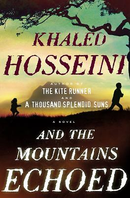 And the Mountains Echoed by Hosseini, Khaled