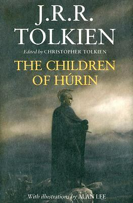 The Children of Hurin by Tolkien, J.R.R.
