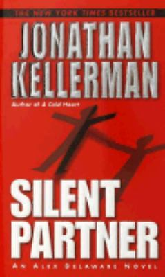 Silent Partner (Alex Delaware) by Jonathan Kellerman