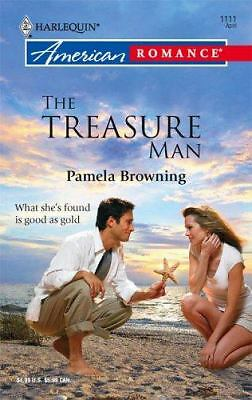 The Treasure Man  Pamela Browning