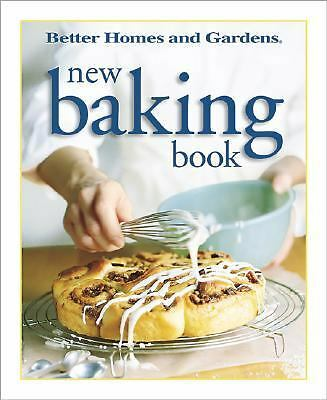 New Baking Book by Better Homes and Gardens Books