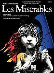 Selections Form Les Miserables Cello by