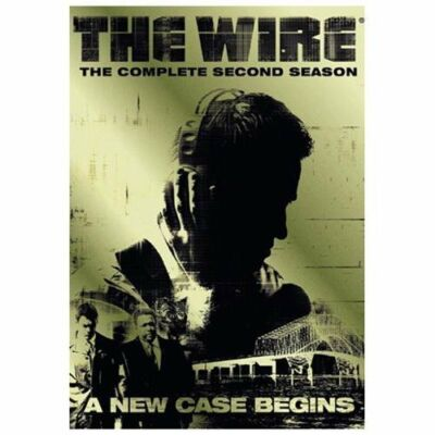 The Wire: Season 2 by Dominic West, Chris Bauer, Paul Ben-Victor, Idris Elba, A