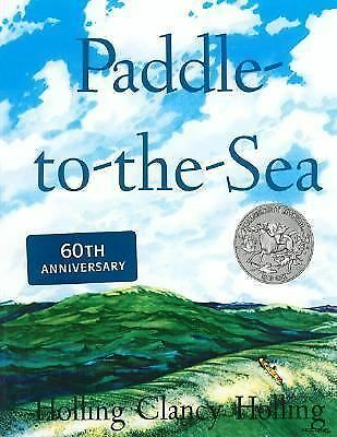 Paddle-to-the-Sea (Sandpiper Books) by Holling, Holling C.