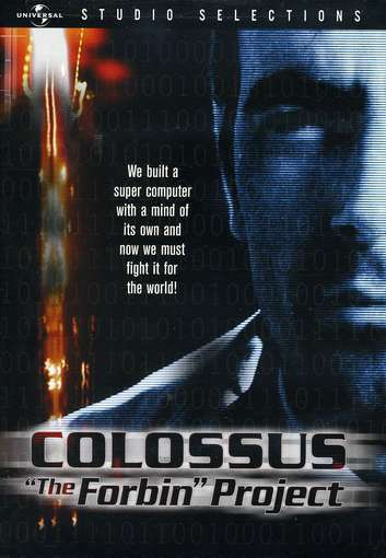 Colossus - The Forbin Project by