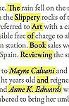 The Slippery Art of Book Reviewing  Calvani, Mayra, Edwards, Anne K.