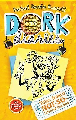 Tales from a Not-So-Talented Pop Star (Dork Diaries #3)  Russell, Rachel Renee