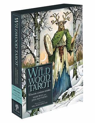 The Wildwood Tarot: Wherein Wisdom Resides  Ryan, Mark, Matthews, John