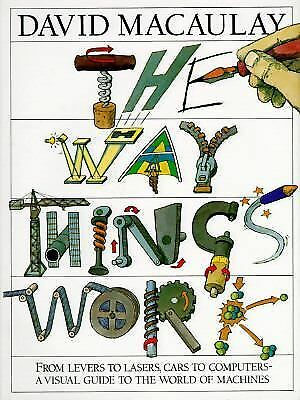 The Way Things Work by Macaulay, David