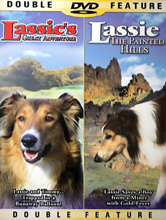 Lassie's Great Adventure/The Painted Hills by