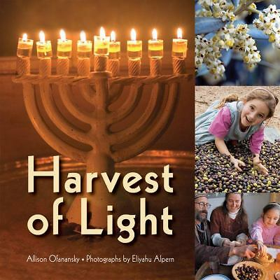 Harvest of Light (Hanukkah), Ofanansky, Allison, Good Condition, Book