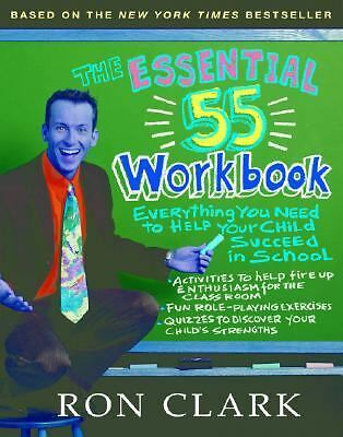 The Essential 55 Workbook by Clark, Ron