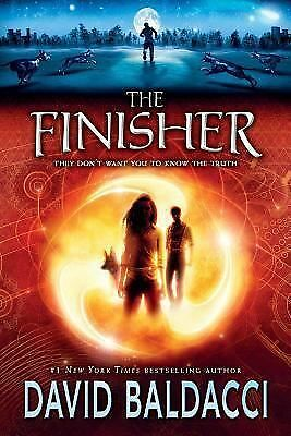 The Finisher  Baldacci, David