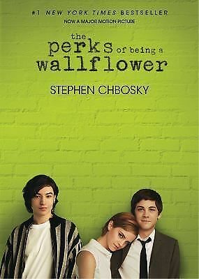 The Perks of Being a Wallflower  Chbosky, Stephen