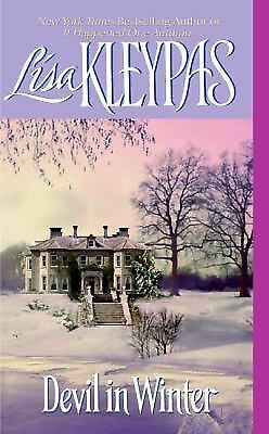 The Devil in Winter (The Wallflowers, Book 3), Kleypas, Lisa