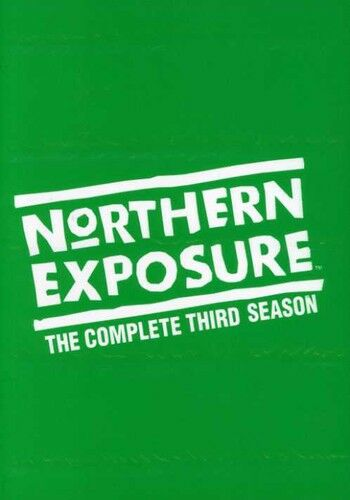 Northern Exposure: Season 3  Rob Morrow, Janine Turner, John Corbett