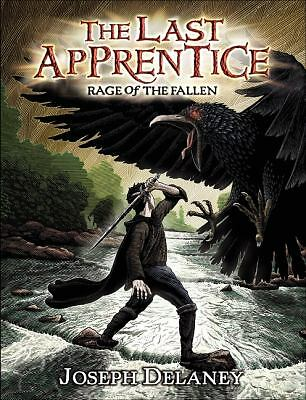 The Last Apprentice: Rage of the Fallen (Book 8)  Delaney, Joseph