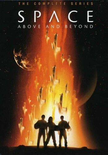 Space Above and Beyond - The Complete Series, Morgan Weisser, Kristen Cloke, Ro