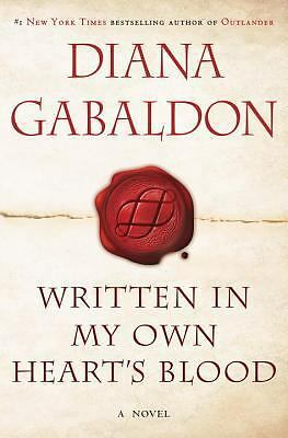 Written in My Own Heart's Blood: A Novel (Outlander), Gabaldon, Diana, Good Cond