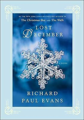 Lost December: A Novel, Evans, Richard Paul