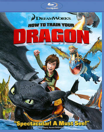 How to Train Your Dragon (Single Disc Edition) [Blu-ray] by