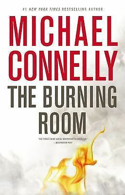 The Burning Room (A Harry Bosch Novel) by Connelly, Michael