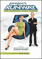 Project Runway: Season 5  Heidi Klum, Tim Gunn