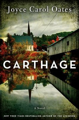 Carthage: A Novel, Oates, Joyce Carol, Good Condition, Book