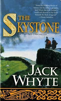 The Skystone (The Camulod Chronicles, Book 1), Whyte, Jack, Acceptable Book