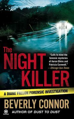 The Night Killer: A Diane Fallon Forensic Investigation, Connor, Beverly, Good C