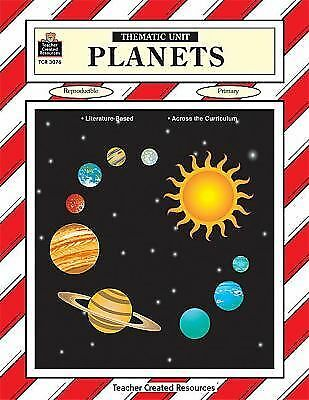 Planets Thematic Unit by Prior, Jennifer
