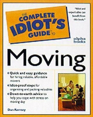 Complete Idiot's Guide to Smart Moving (The Complete Idiot's Guide) by Ramsey,
