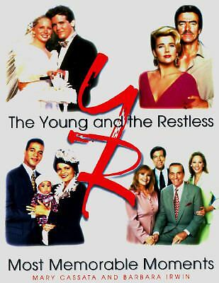 The Young and the Restless: Most Memorable Moments  Cassata, Mary, Irwin, Barba
