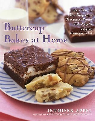 Buttercup Bakes at Home  Appel, Jennifer