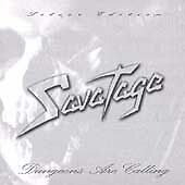 The Dungeons Are Calling [Limited] by Savatage (CD, Apr-2002, Metal Blade)