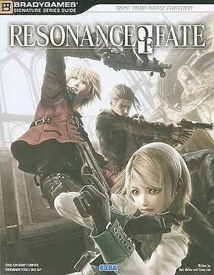 Resonance of Fate Signature Series Strategy Guide (Bradygames Signature Guides),