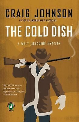 The Cold Dish, Craig Johnson, Good Condition, Book