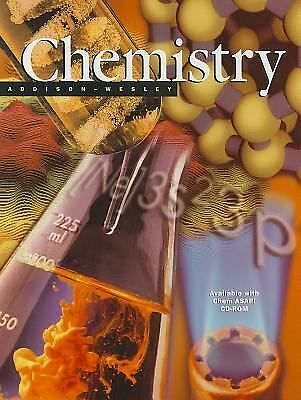ADDISON WESLEY CHEMISTRY REVISED 5 EDITION STUDENT EDITION 2002C PRENTICE HALL