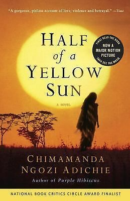 Half of a Yellow Sun  Adichie, Chimamanda Ngozi
