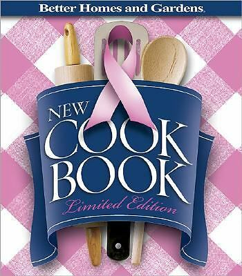 """New Cook Book, Limited Edition """"Pink Plaid"""" : For Breast Cancer Awareness (B"